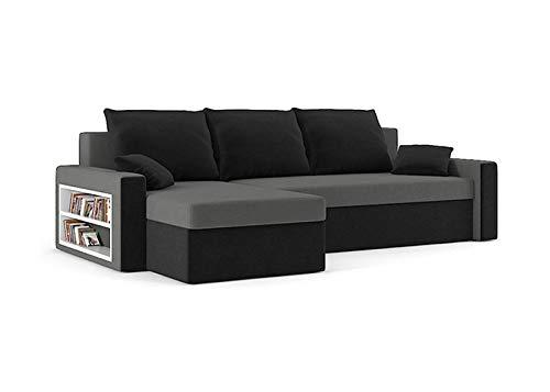 Sofini Ecksofa Drive mit Schlaffunktion! Best Ecksofa! Couch mit Bettkasten und...