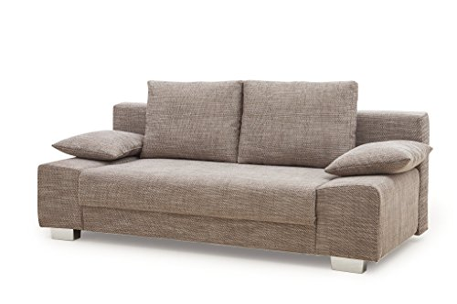 Collection AB Max Schlafsofa, Stoff,...