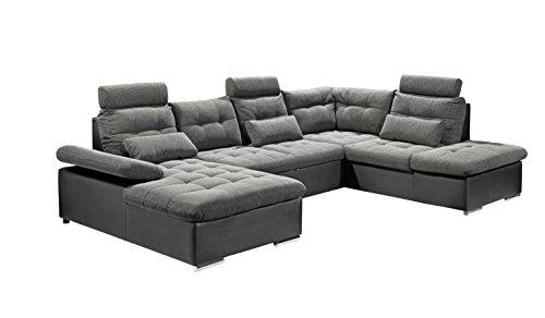 Stella Trading Jakarta U Sofa 3-Teilige...