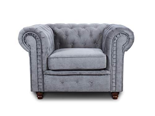 Sessel Chesterfield Asti - Couch,...
