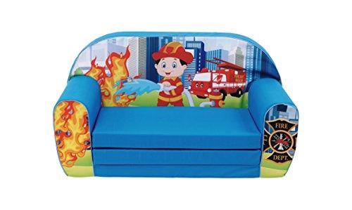 Knorrtoys 68432 - Kindersofa - Fireman