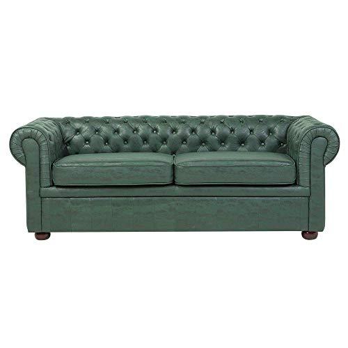 Beliani Klassisches Chesterfield Sofa...