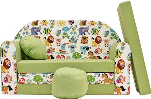 Pro Cosmo Schlafsofa für Kinder mit...