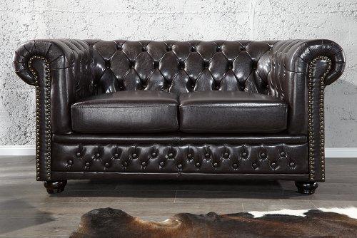 Invicta Interior 9685 Chesterfield Sofa...