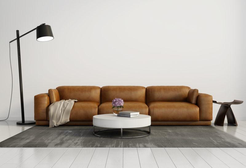 Die optimale Sitztiefe und Sitzhöhe eines Sofas