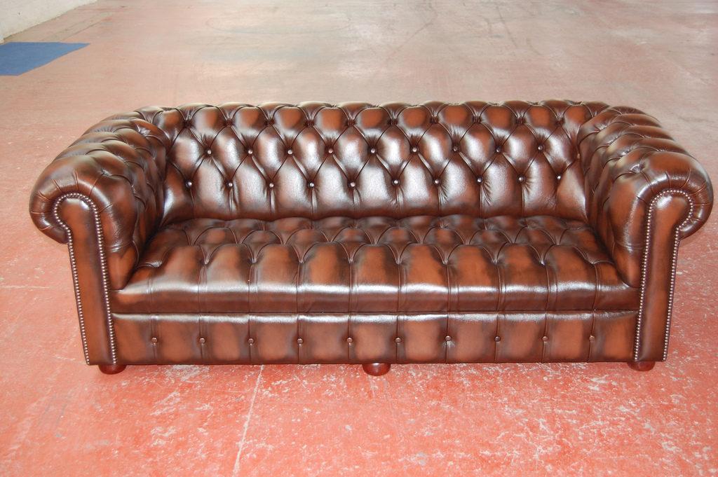 Chesterfield Sofa - Englischer Klassiker seit 250 Jahren