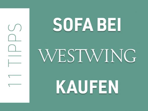 Sofa bei Westwing kaufen