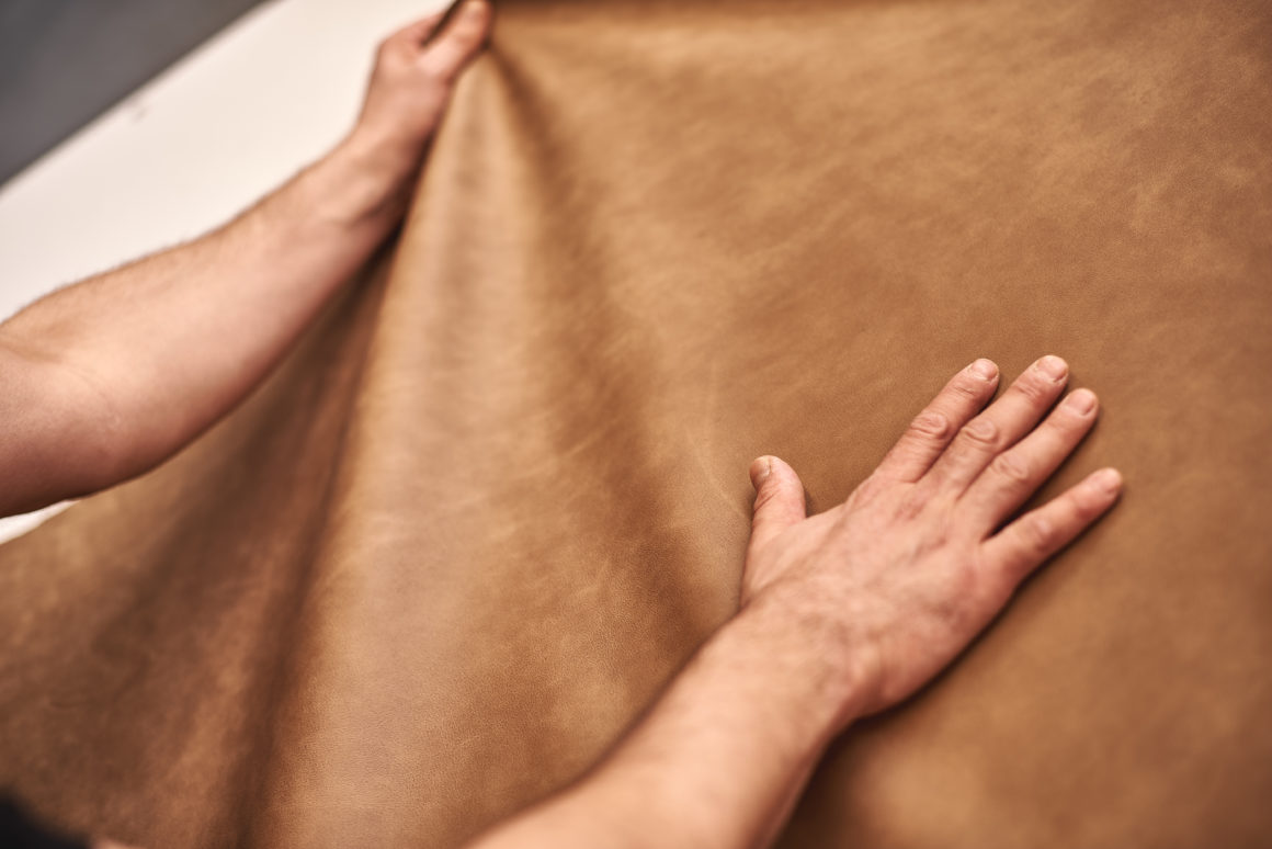 Die Lederherstellung in der Gegenwart