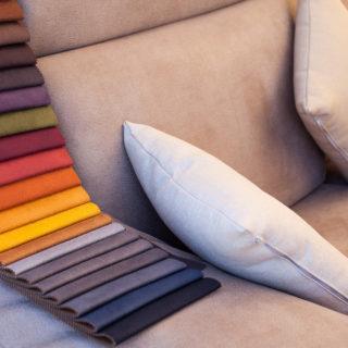 Farben für Sofas