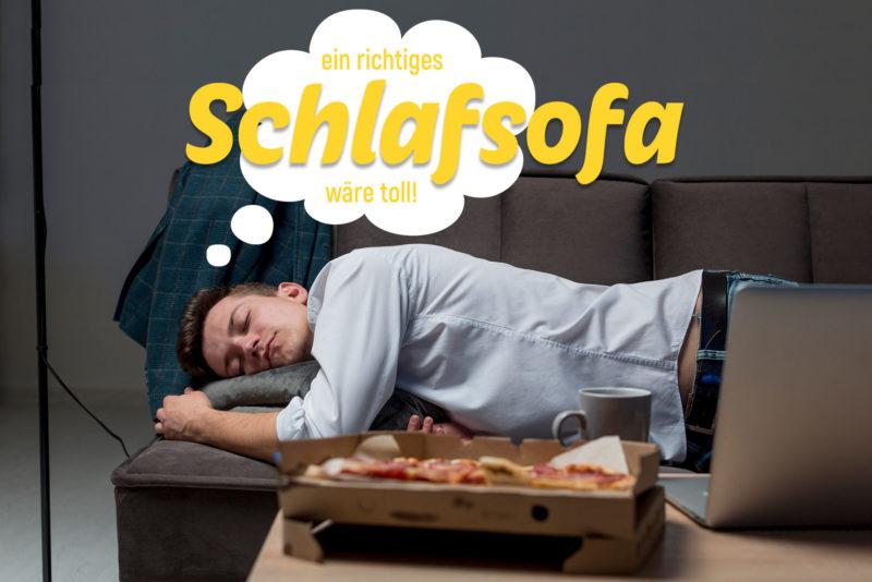 Schlafsofa kaufen